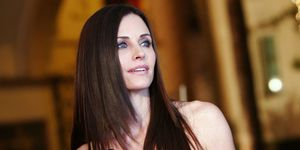 Courtney Cox has had her facial fillers removed