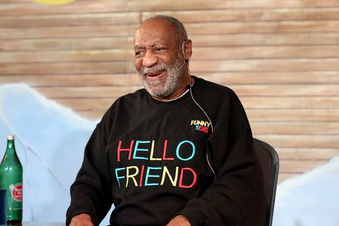 Bill Cosby performs onstage at Funny Or Die Clubhouse at SXSW | ELLE UK