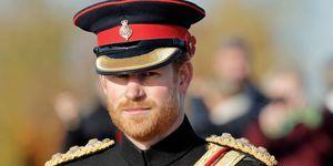 Prince Harry   ELLE UK