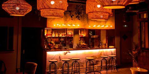 Nine Lives Cocktail Bar Bermondsey, London