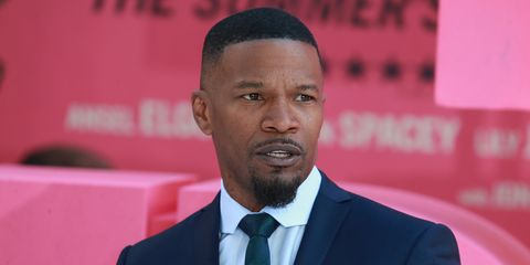 Jamie Foxx  Adopted