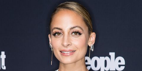 Nicole Richie Adopted