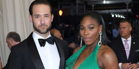 dc3ec371965 Everything You Need to Know About Serena Williams   Alexis Ohanian s Wedding