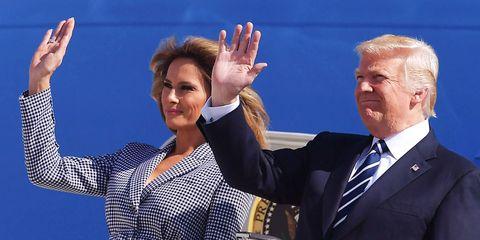 Melania Trumps supports Trumps attack on Mika Brzezinski