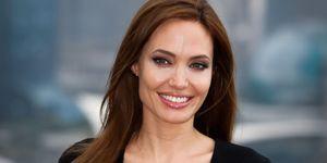 Angelina Jolie   ELLE UK