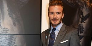 David Beckham | ELLE UK