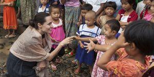 Angelina Jolie | ELLE UK