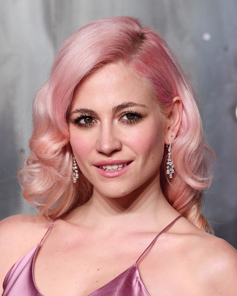 15 Rose Gold Hair Inspiration Pictures Ideas For Rose Gold Hair Colour