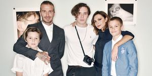 Beckham family | ELLE UK