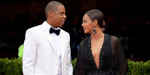 Jay-Z and Beyonce   ELLE UK