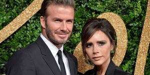 David and Victoria Beckham | ELLE UK