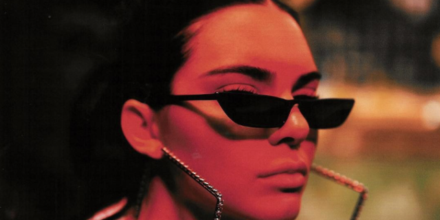 fe05bd2d87 Half-Cat Eye Sunglasses Are The Eyewear Of The Season
