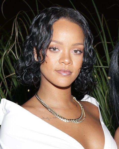 Rihanna S Hair Evolution Every One Of Rihanna S