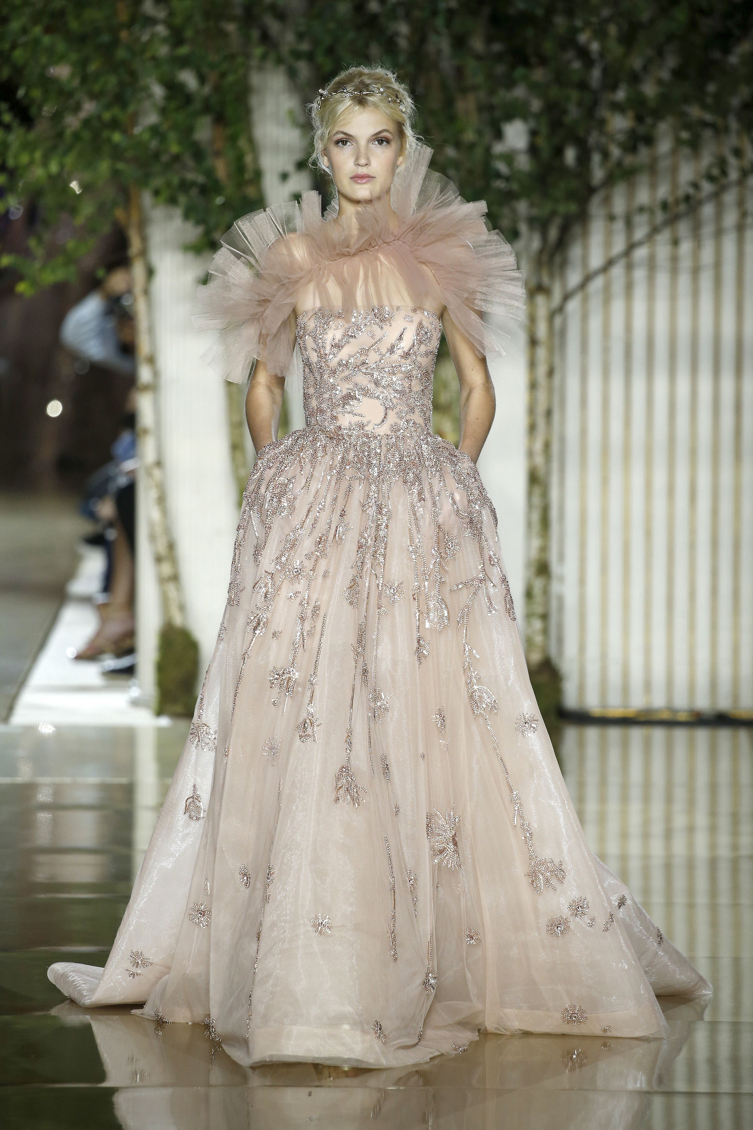 Dreamiest couture dresses | ELLE UK
