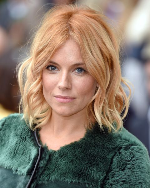 Sienna Miller Hair Every One Of Sienna Millers Bohemian