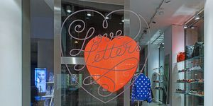 Colette window display as Part of the World Fashion Window Displays in Paris | ELLE UK