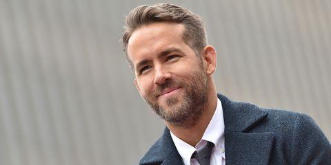 Ryan Reynolds | ELLE UK