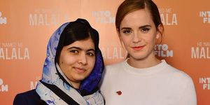 Emma Watson and Malala Yousafzai | ELLE UK