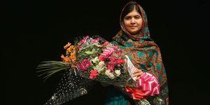 Malala Yousafzai | ELLE UK