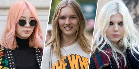 7 Blonde Hair Trends for Summer 2018 - New Ways to Try Blonde Hair ...
