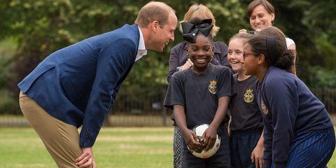 Prince William | ELLE UK