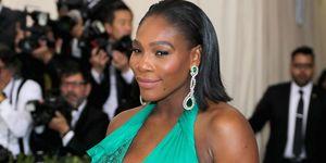 Serena Williams   ELLE UK