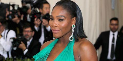 Serena Williams | ELLE UK