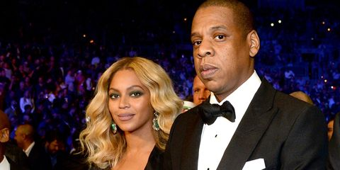 Beyonce and Jay-Z | ELLE UK