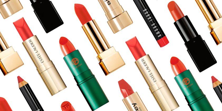 12 Best Orange Lipstick Brands Top Light and Dark Orange