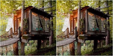 Treehouse | ELLE UK