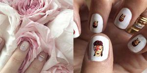 Celebrity Instagram Nail Art