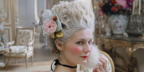 Marie Antoinette Best Film Hair