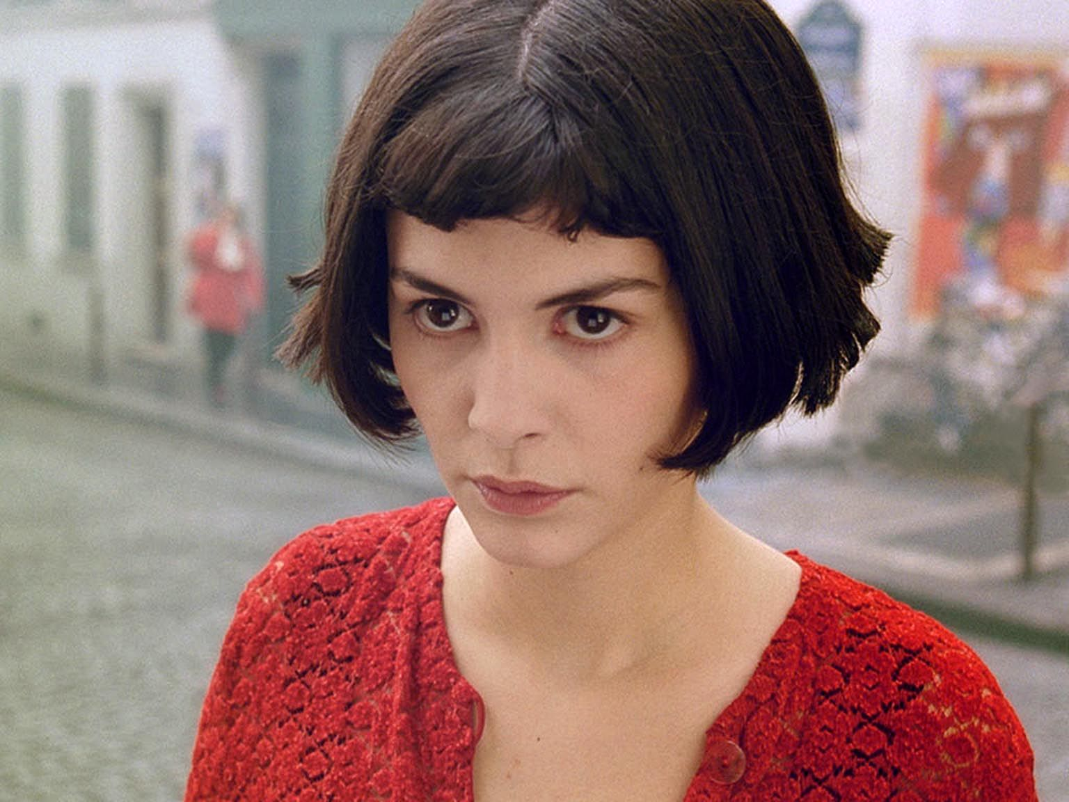 Best Film And Movie Hair - Amelie Bob