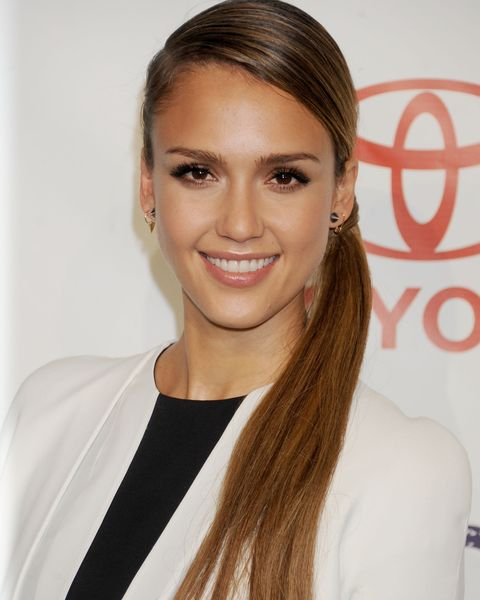 25 Best Ponytail Hairstyles Easy High And Low Ponytails To Inspire