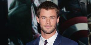 Chris Hemsworth | ELLE UK