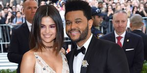 The Weeknd and Selena Gomez | ELLE UK