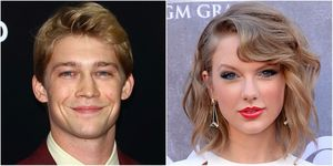 Joe alwyn and Taylor Swift | ELLE UK