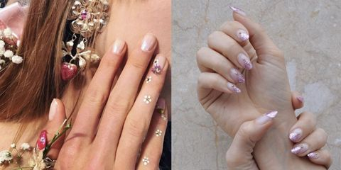 21 Wedding Nail Art Ideas Best Bridal Nail Designs For The Perfect