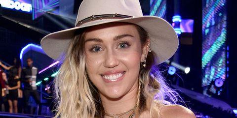 Miley Cyrus | ELLE UK