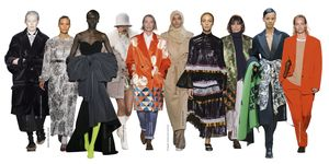Diversity in fashion