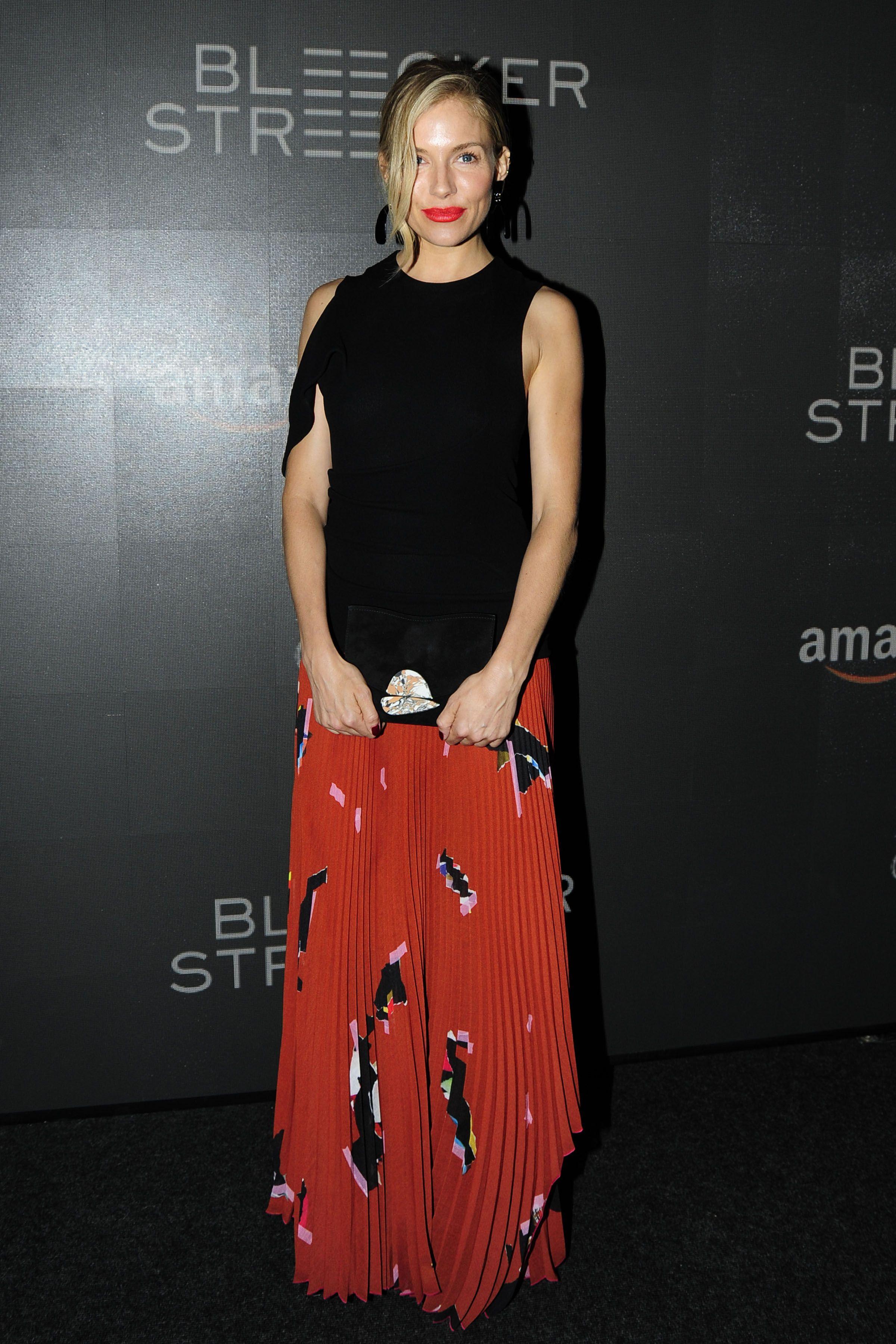 Sienna Miller Style File