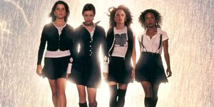 Witches from 1996 film, The Craft