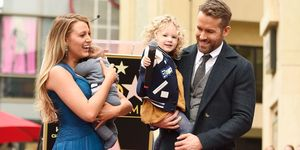 Blake Lively and Ryan Reynolds | ELLE UK
