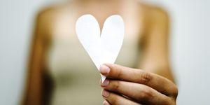 love heart   ELLE UK