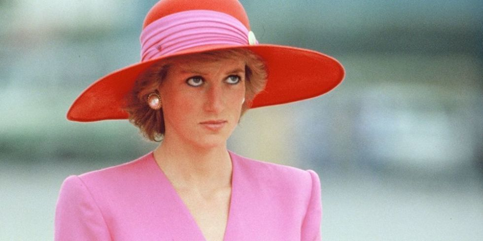 Celebrities Pay Tribute To Princess Diana On 20th Anniversary Of Death