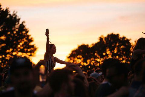 Sunfall Festival, Brockwell Park, London