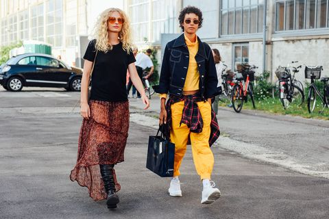 58d38f8adbf The Best Street Style At Copenhagen Fashion Week SS18