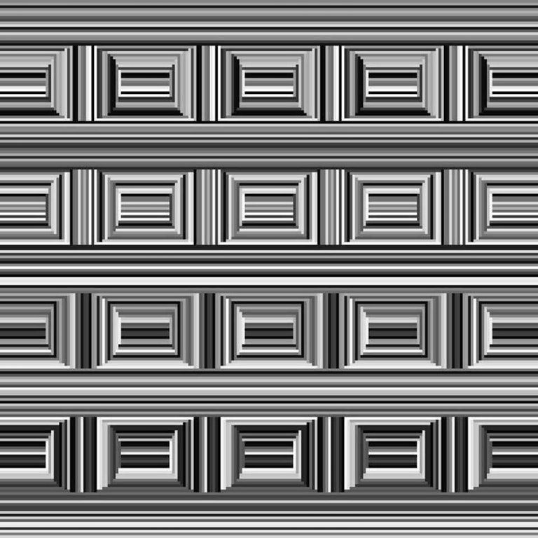 Bet You Can't Find the Circles in This Optical Illusion in Under 10 Seconds