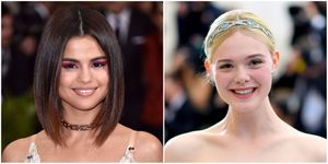 Elle Fanning and Selena Gomez | ELLE UK