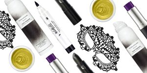 Halloween Hair And Make-Up Beauty Products
